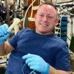Uzay İstasyonunda Üç Boyutlu Yazıcı ile Anahtar Üretildi