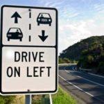 İngiltere'de trafik niçin soldan akar?